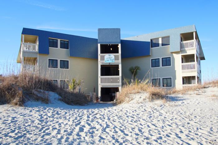 A Place At The Beach Iv Oceanfront