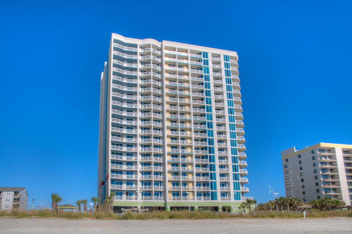 Myrtle Beach Sc Oceanfront Resorts