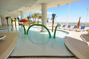 Sandy Beach Resort Myrtle Ocean Front Vacation Als